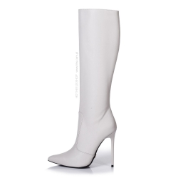 Giaro ZIRA splendid light grey boots