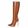 Ellie Tailor DIZZY brown classic high heel boots